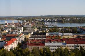Elämää opiskelijana Jyväskylässä